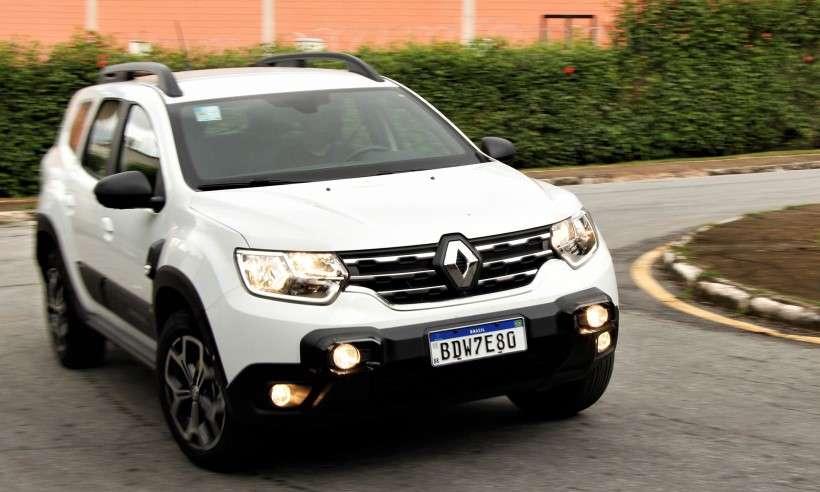 Novo Renault Duster continua defasado em relação aos concorrentes