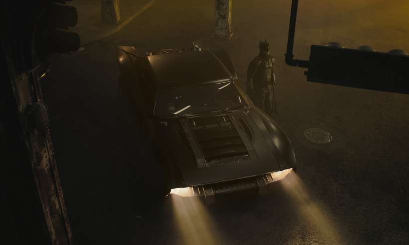 Confira o visual do novo Batmóvel, que estreia nas telonas em 2021