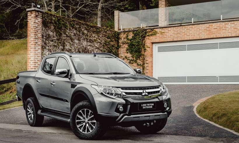 Mitsubishi lança L200 Triton Outdoor 2021 a partir de R$ 149.990