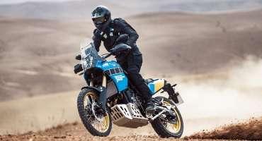 Yamaha Ténéré 700 Rally Edition traz o deserto em seu DNA