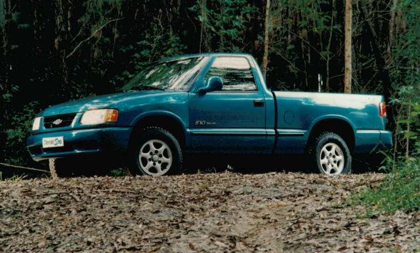 Lançada há 25 anos: confira a evolução da Chevrolet S10 no Brasil