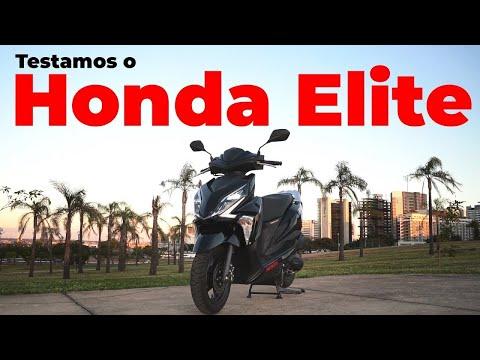 HONDA ELITE 125: Vrum mostra a verdade sobre o scooter