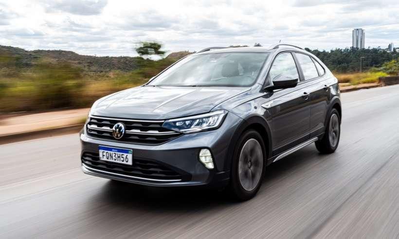 Confira o teste do Volkswagen Nivus Highline 200 TSI, a versão topo de linha