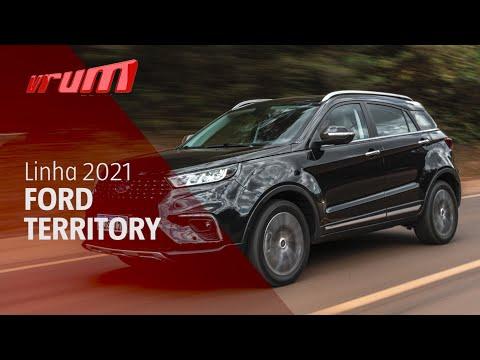 Lançamento Ford Territory: Competidor à altura do Compass?
