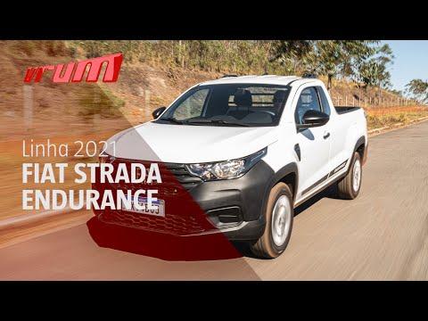 Strada Endurance: R$ 70 mil em uma pick up pelada?