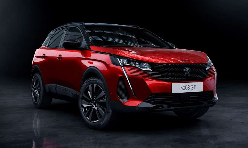 SUV malvado: Peugeot 3008 reestilizado foi apresentado na Europa