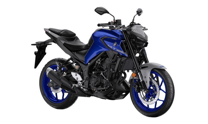 Versão 2021 da Yamaha MT-03 chega com novidades mecânicas e visuais