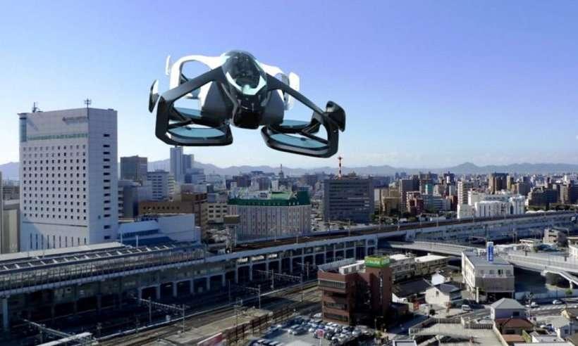 Carro voador pode chegar ao mercado já em 2023. Você acredita?