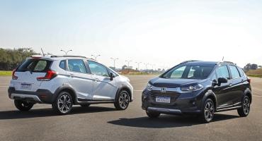 Honda WR-V 2021 ganha tapa no visual, nova versão e preços mais altos