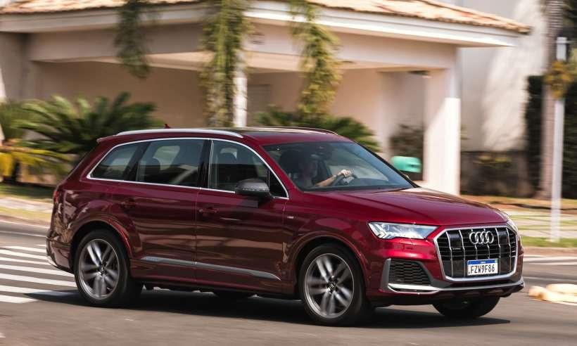 Novo Audi Q7 chega com mudanças no visual e mais conteúdo, a partir de R$ 414.990