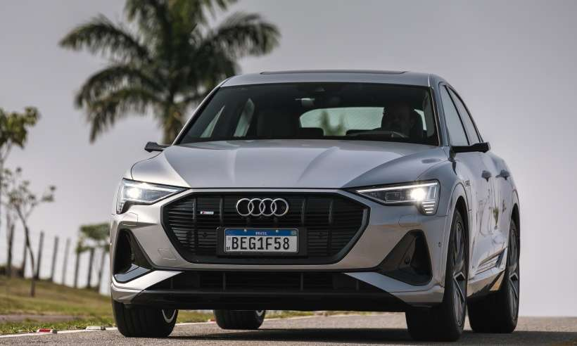 Audi e-tron Sportback, 100% elétrico, chega ao Brasil com preço inicial de R$ 511.990