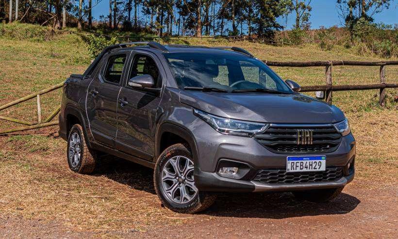 Fiat Strada foi o modelo mais vendido no mercado brasileiro em setembro