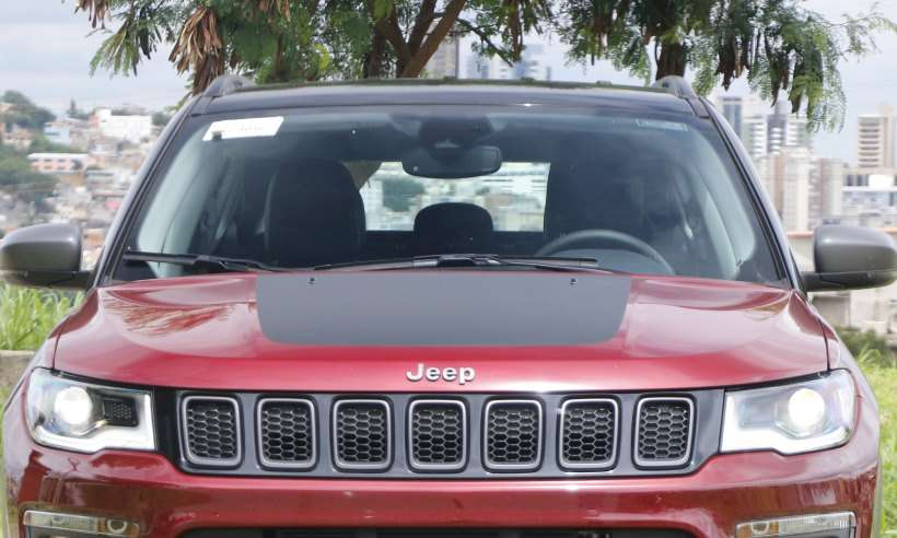 Jeep confirma SUV de sete lugares para o segundo semestre de 2021