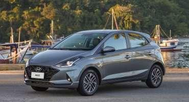 Hyundai apresenta linha 2021 do HB20 e HB20 S, ambos com motor 1.0 Turbo