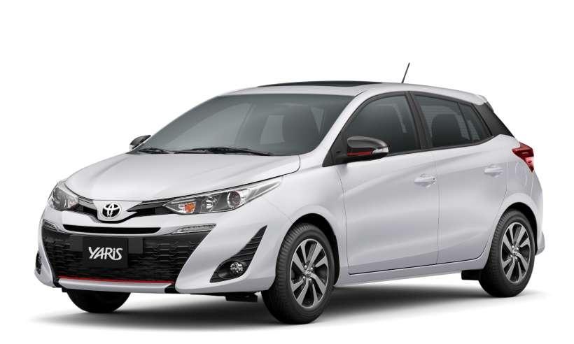 Toyota Yaris hatch ganha série especial S com mais conteúdo e preço de R$ 89.990