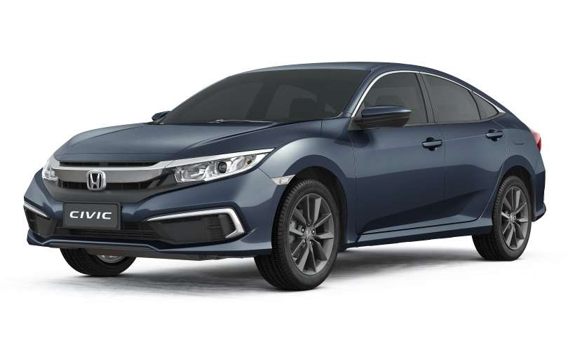Honda Civic 2021 chega ainda mais caro, mas com mais equipamentos