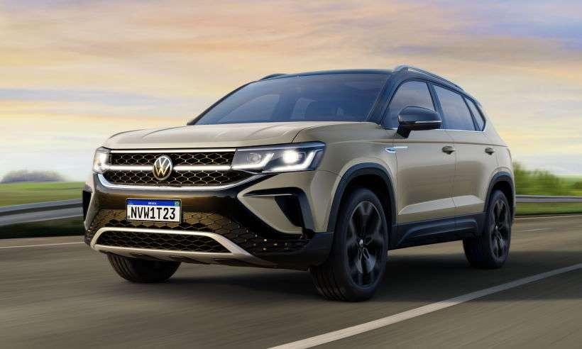 Volkswagen Taos: conheça o SUV médio que será lançado no Brasil em 2021