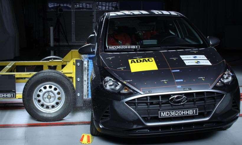 Entenda porque o Latin NCAP rebaixou a nota de segurança do Hyundai HB20