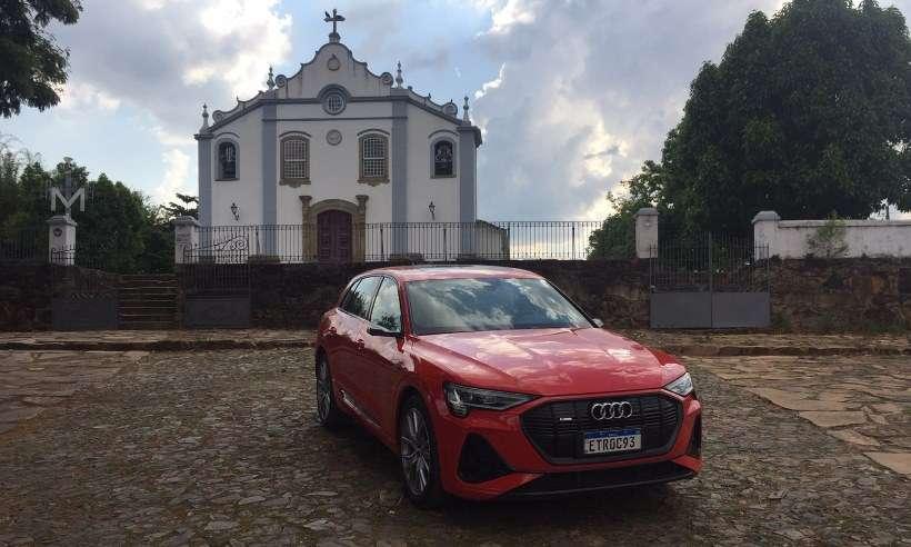 Dirigimos o Audi e-tron, SUV 100% elétrico à venda a partir de R$ 531.990
