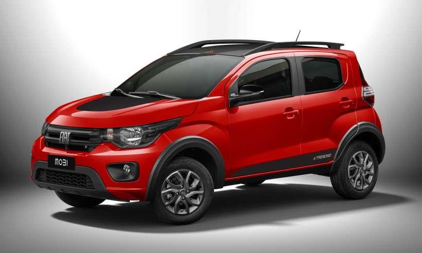 Fiat Mobi ganha versão 'aventureira' e fica até R$ 2.800 mais caro
