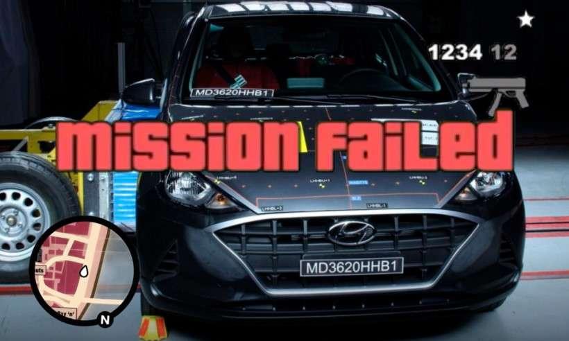 Papo de Estúdio: Mission Failed! Latin NCAP rebaixa a nota do Hyundai HB20