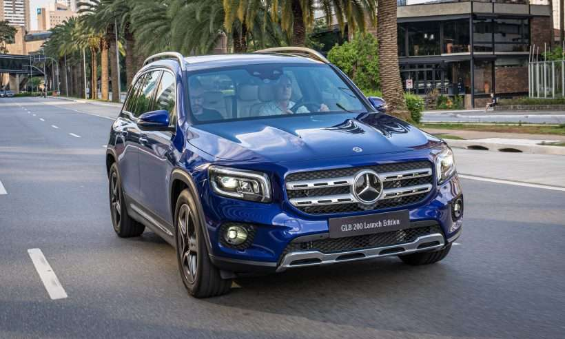 Mercedes-Benz lança o SUV GLB 200 Launch Edition, de sete lugares, por R$ 299.900