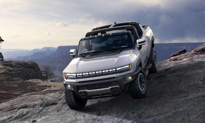 Estúpida: nova Hummer EV produz 1.000cv de potência e anda até de lado