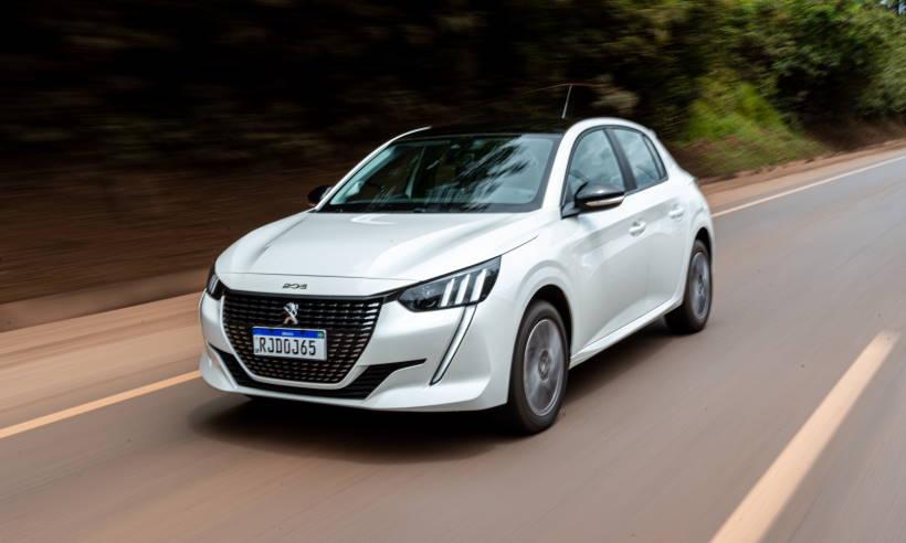 Testamos a versão de topo do novo Peugeot 208, mas será que o modelo vale R$ 95 mil?
