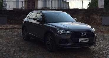 Dirigimos o novo Audi Q3, que mudou o visual, cresceu e ficou mais caro