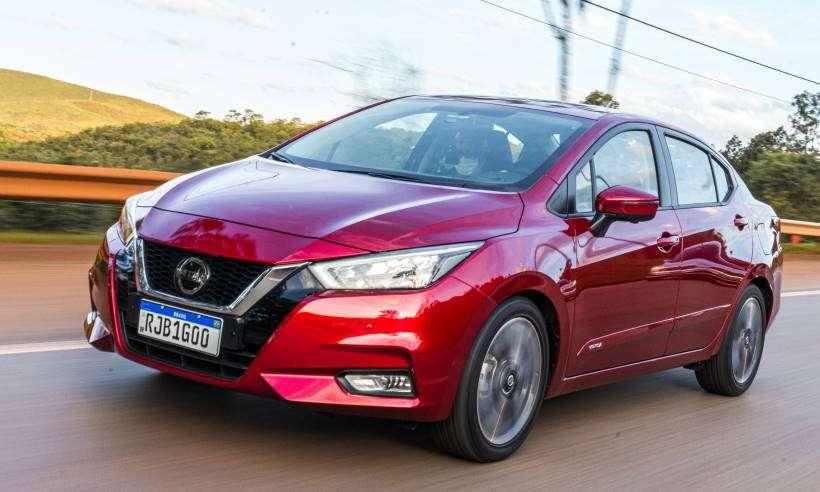 Nova geração do Nissan Versa chega com preços entre R$ 72.990 e R$ 92.990