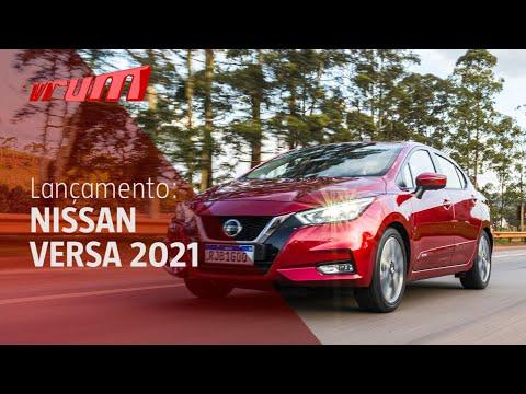 Primeiras Impressões: Nissan Versa 2021