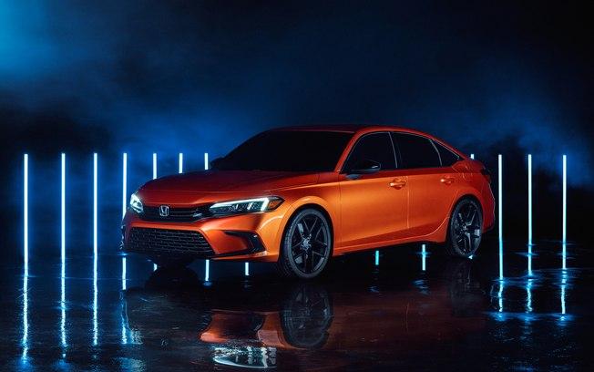 Protótipo revela como será a 11ª geração do Honda Civic, que chegará nos EUA em 2022