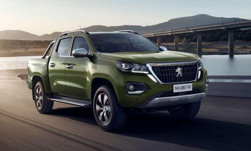 Conheça o Peugeot Landtrek, picape média que deve chegar ao Brasil em 2022