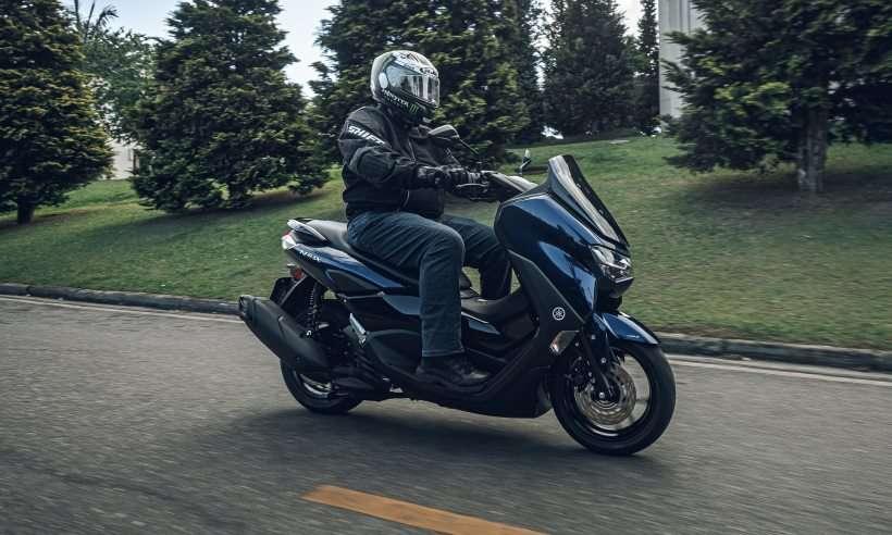 Yamaha NMAX 160 ABS 2021: reforma por dentro e por fora