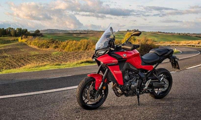 Confira as novidades da Yamaha Tracer 900, reformulada na linha 2021