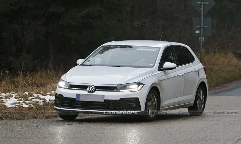 Com reestilização, visual do Volkswagen Polo passa de Golzão para Golfinho
