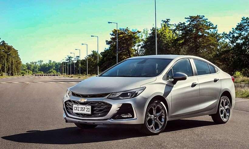 Chevrolet volta a oferecer o Cruze na versão LTZ, com visual mais esportivo