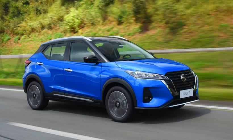 Reestilizado, novo Nissan Kicks chega em março a partir de R$ 90.390