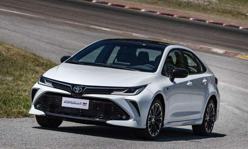 Toyota Corolla GR-S 2.0 Dynamic Force já está sendo vendido por R$ 151.990
