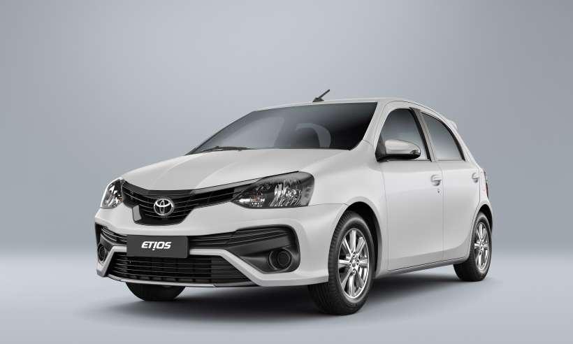 Toyota Etios deixa de ser vendido no Brasil, mas a produção será mantida