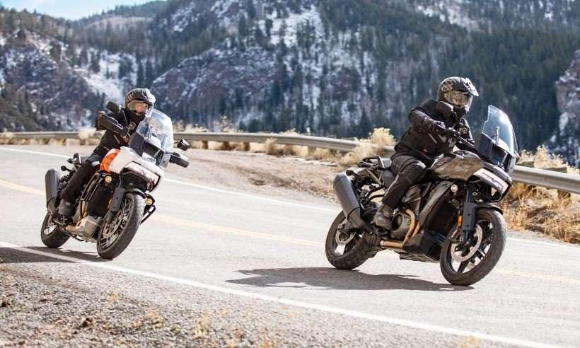 Harley-Davidson Pan America 1250: feita pra qualquer parada