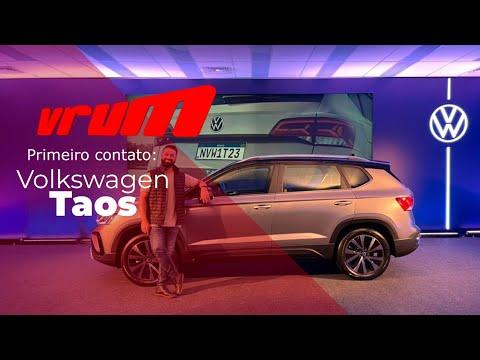 Volkswagen Taos: o SUV está chegando