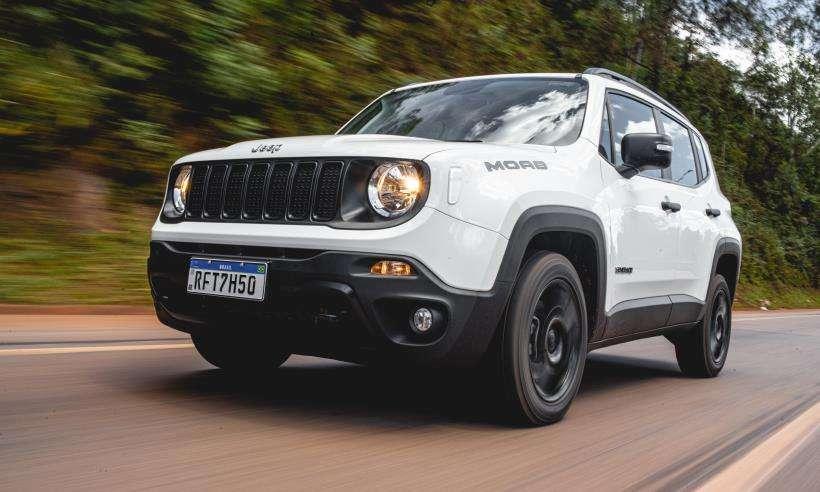 Testamos o Jeep Renegade Moab, versão mais barata equipada com motor diesel
