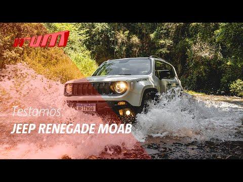 Jeep Renegade Moab: Um Jeep de verdade ou outro SUV de shopping?