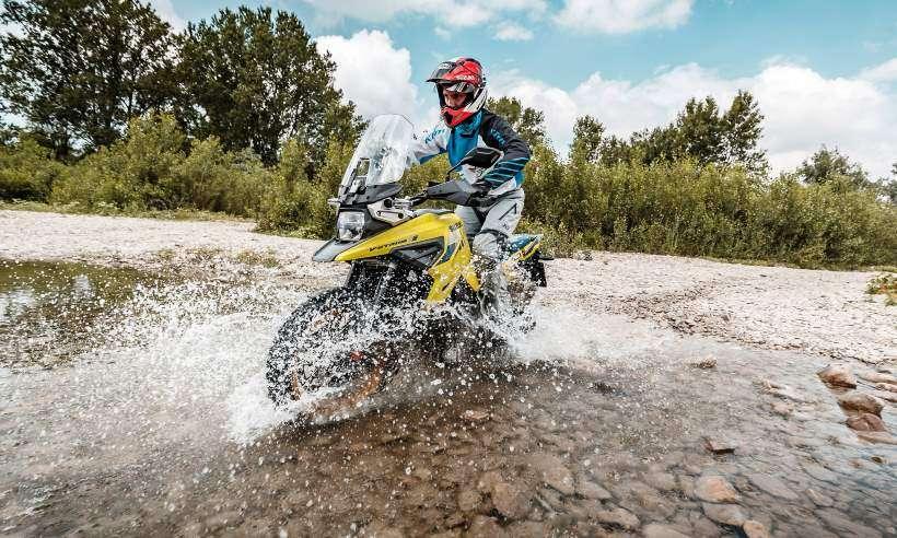 Suzuki V-Strom 1050 2020: Bico de pato a caráter