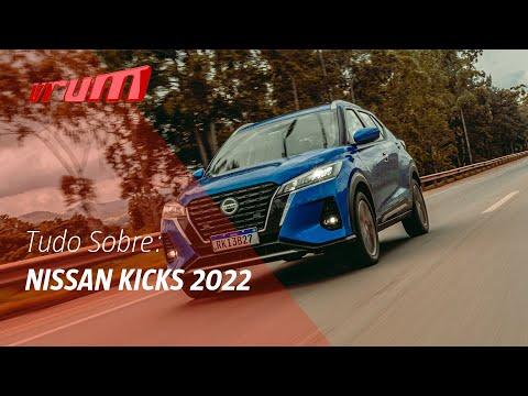 Tudo que você precisa saber sobre o novo Nissan Kicks 2022