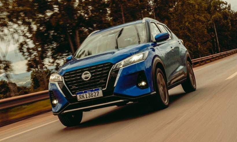 Testamos o Nissan Kicks Exclusive 1.6, que traz novo visual e motor velho