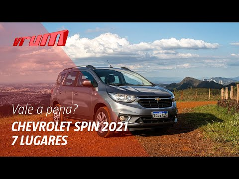 Ainda vale a pena pagar mais de R$100 mil em um Chevrolet Spin?