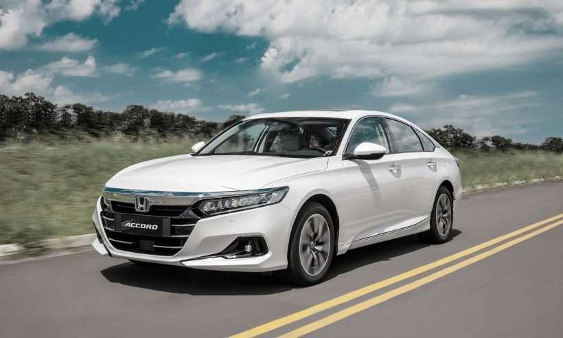 Conheça o Honda Accord Híbrido, com dois motores elétricos e um a combustão