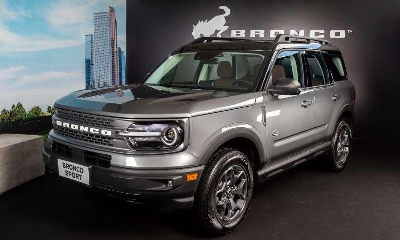 Ford anuncia lançamento do Bronco Sport no Brasil para o dia 20 de maio